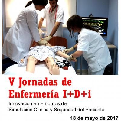 Las V Jornadas de Enfermería I+D+i se celebrarán el 18 de mayo